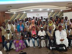 Grand déploiement des observateurs électoraux de la CEDEAO dans les quatre régions de la Guinée