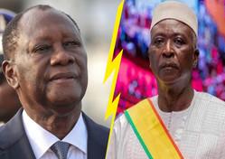 Mali-Côte d'Ivoire/ Déstabilisation de la transition : la tension entre les deux pays s'accentue