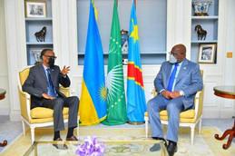 RDC / Etat de siège à l'Est du pays : Paul Kagame soutient Felix Tshisekedi