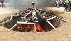 RCA / Paix durable : plus de 200 ex-rebelles adhérent au programme de désarmement