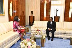 Crise en Centrafrique : Yaoundé et Bangui main dans la main
