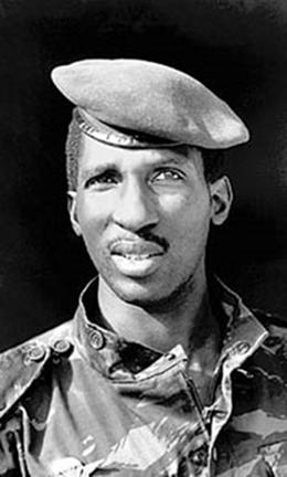 Discours du Président Thomas Sankara du Burkina Faso