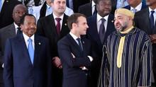 Covid-19 : la chute des chefs d'état africains programmée par Macron ?