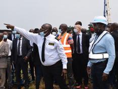 Burundi : lancement officiel des travaux de modernisation et d'extension du port de Bujumbura.