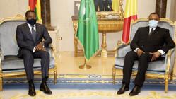 Congo Brazzaville / Togo : Faure Gnassingbe en visite de travail chez Sassou Nguesso