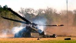 Trois soldats sénégalais tués dans le crash d'un hélicoptère utilisé par l'ONU en Centrafrique