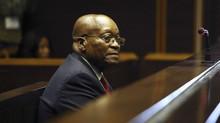 Afrique du Sud / Affaire judiciaire : Jacob Zuma au tribunal ce 19 juillet