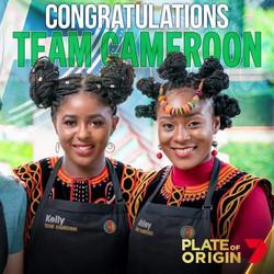 Deux camerounaises remportent haut la main le 1er tour de la coupe du monde de cuisine