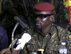 Guinée : le colonel Mamady Doumbouya rassure sur sa volonté de remettre le pouvoir aux civils