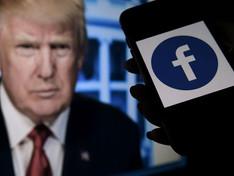 Donald Trump : après Twitter, Facebook le bannit définitivement