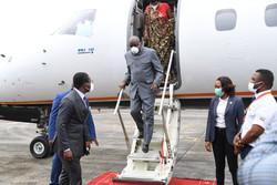 Coopération Bilatérale: Evariste Ndayishimiye en visite d'état en Guinée Equatoriale