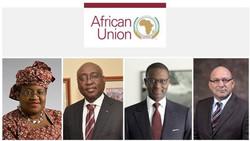 Coronavirus : l'UA nomme quatre envoyés spéciaux pour mobiliser des fonds