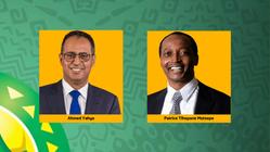 Elections à la CAF : Ahmed Yahya et Patrice Motsepe enfin candidats