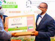 COVID-ORGANICS / Coopération Sud Sud : le grand panafricaniste Obiang Nguema de la Guinée équatorial