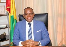 République de Guinée : Dr Ibrahima Kassory Fofana remis en fonction par le Pr Alpha Condé