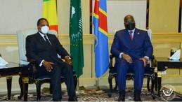 RDC - Congo Brazzaville / Diplomatie : les deux pays discutent des relations bilatérales