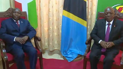 Burundi / Tanzanie : Le président Ndayishimiye en visite officielle à Kigoma