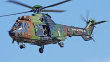 Guinée Equatoriale: un hélicoptère de l'armée française intercepté à Bata
