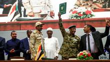 Soudan / Processus de paix : Khartoum salue le rôle joue du Maréchal Deby