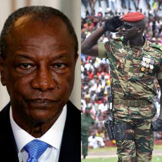 GUINEE / LIBERATION D'ALPHA CONDELA CEDEAO OBTIENT UN ACCORD AVEC LES MILITAIRES AU POUVOIR