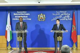 Burundi / Maroc : Gitega réitère son appui à l'intégrité à Rabat et à son unité nationale