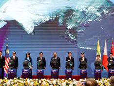 Chine / Sommet virtuel de l'ASEAN : 15 pays d'Asie et du pacifique ont signe un grand accord de libr