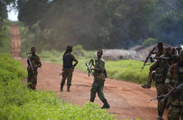 RCA : l'armée centrafricaine repousse une attaque des rebelles à Bouar