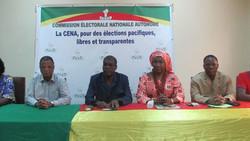 Bénin : cinq partis définitivement retenus par la CENA pour les communales 2020