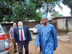 Centrafrique / Rencontre avec l'Imam Tidjani : Moscou ne néglige aucun aspect pour une paix durable