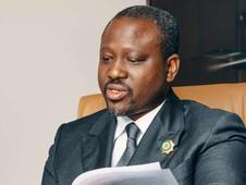 Communique relatif au dépôt du dossier de candidature de M. Guillaumes Kigbafori Soro président de G