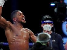 Boxe: le nigérian Joshua balaye Pulev et reste champion du monde poids lourds