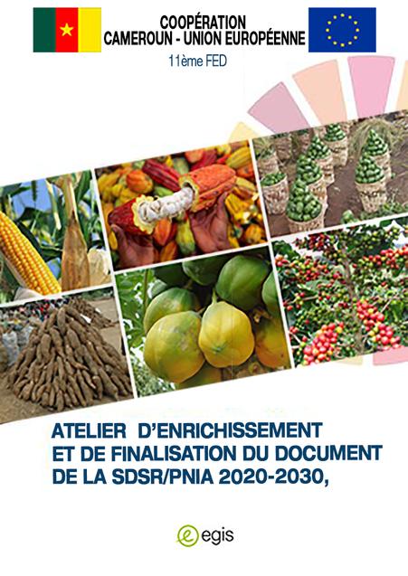 CAMEROUN / DEVELOPPEMENT RURAL : LA MISSION D'ASSISTANCE TECHNIQUE  EST A PIED D'OEUVRE