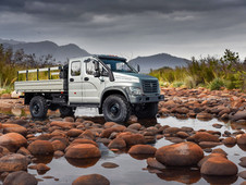 GAZ has launched production of new Sadko NEXT modifications