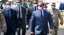 Egypte / Explosion au Liban : Al Sisi appelle à soutenir Beyrouth dans les circonstances difficiles