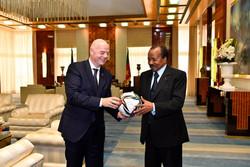 CHAN 2020-2021 : la FIFA rend hommage à Paul Biya pour les infrastructures dernière génération