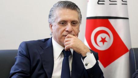 TUNISIE / PRESIDENTIELLE 2019 : LE CANDIDAT EN PRISON KAROUI DANS UNE NOUVELLE POLEMIQUE