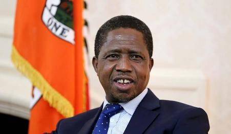 ZAMBIE / CHANGEMENT CLIMATIQUE : LE CHEF DE L'ETAT APPELLE A UN ELAN POUR LUTTER CONTRE LE PROBLEME