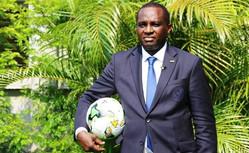 Guinée / CAF : Antonio Souaré candidat au Comité exécutif