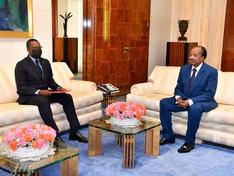 Coopération Sud-Sud : Paul Biya reçoit un émissaire d'Obiang Nguema