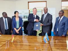 Tanzanie - Allemagne / EAC : signature des accords de financement de 65 millions de dollars