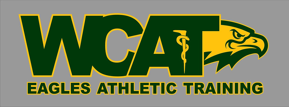 WIlkes Central Eagles Athletic Training