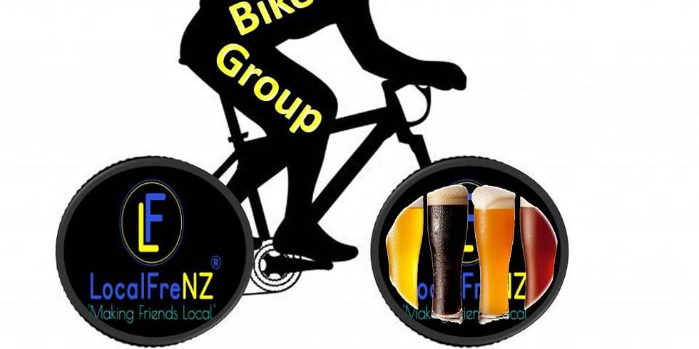 Bike n Beer...Five Stags!