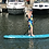 Thumbnail: Used Inflatable Teal SUP Board