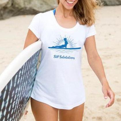 SUP Salutations T-shirt