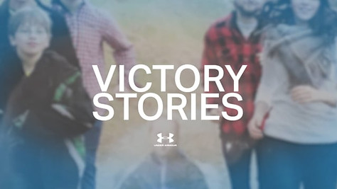 Under Armour MyFitnessPal Victory Stories