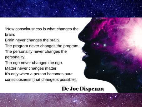 I N T E N T I O N -  Joe Dispenza / Consciousness / Power of Intention / Massage & Intention