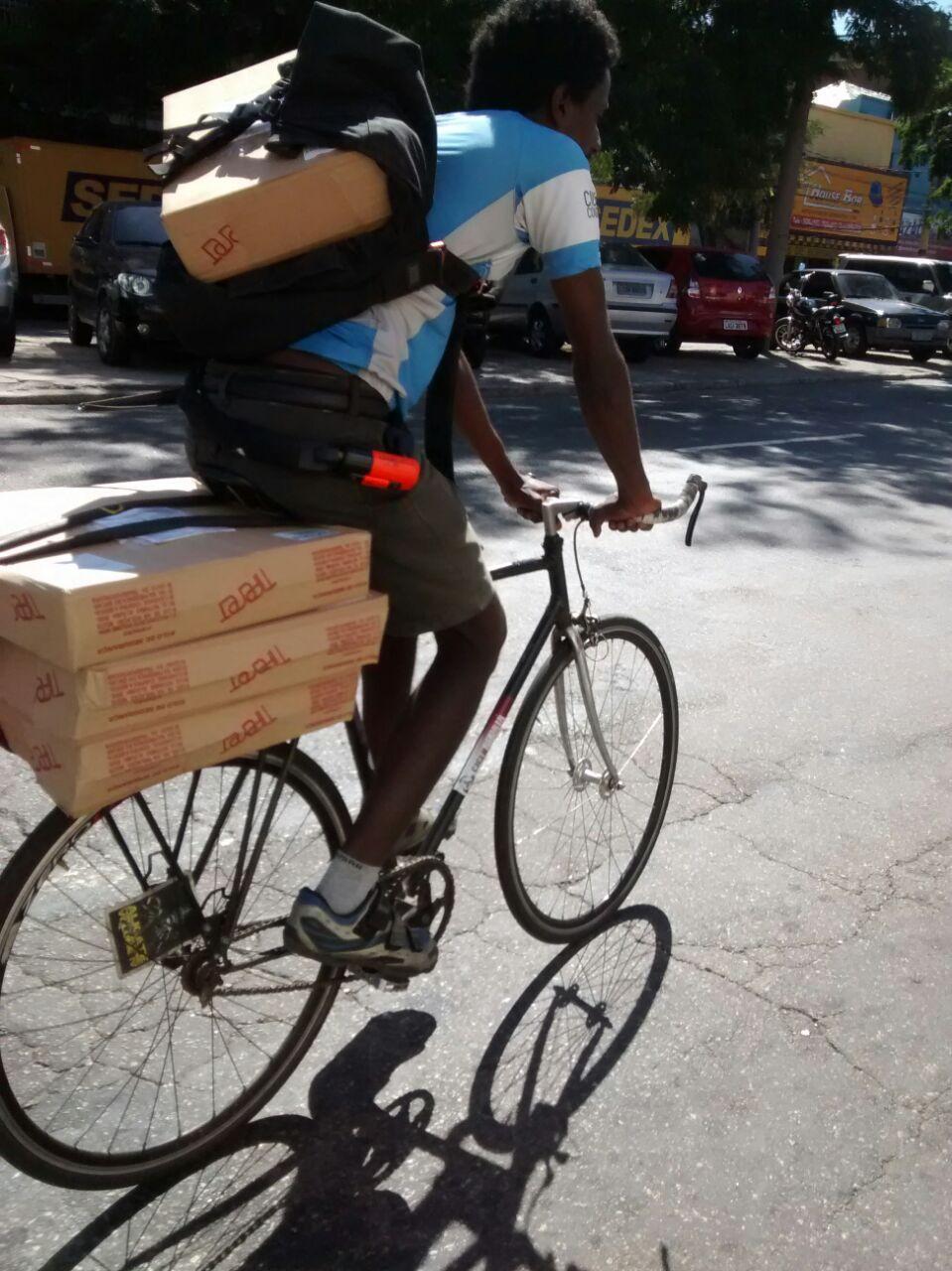 CICLO Couriers | Rio de Janeiro, Brasil