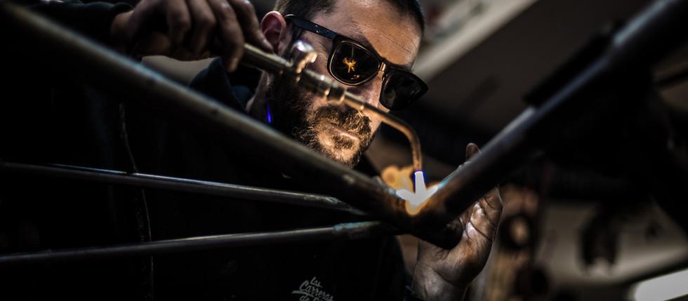 frame builder | Arregui Velazquez