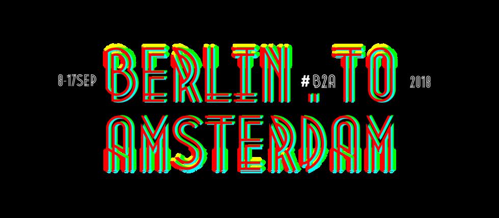 BERLIN.toAMSTERDAM