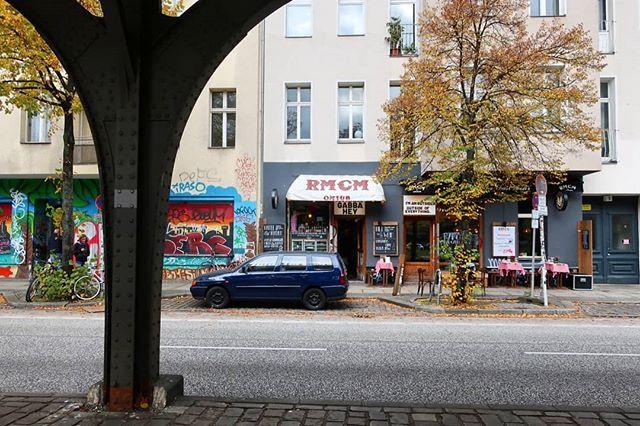 Keirin Berlin Cafe memories